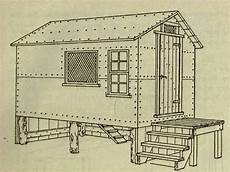 broiler house plans elevated poultry house full plans haustiere