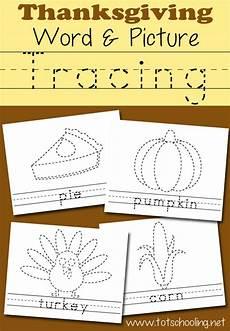 thanksgiving picture word tracing printables totschooling toddler preschool kindergarten