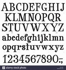 buchstaben und zahlen vektor logo design vorlage