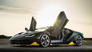 Lamborghini Centenario 4K Wallpaper  HD Car Wallpapers