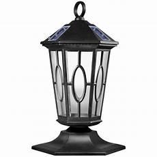 newport coastal carousel outdoor black solar led hanging lantern 7786 05b 1 the home depot