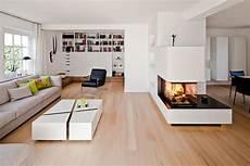 wohn und esszimmer offenes wohn esszimmer mit kamin sch 246 pker holz wohn form