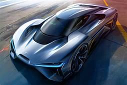 NIO EP9 Sets World Record N&252rburgring EV Lap Time  Motor
