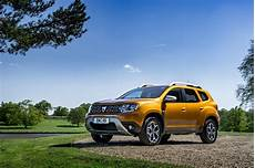 2019 Dacia Duster Uk Spec Detailed In New Photos And