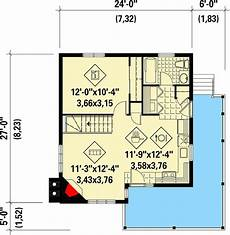 simple one bedroom house plans simple one bedroom cottage 80555pm architectural