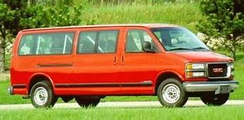 1996 GMC Savana 2500 Passenger Pricing Reviews & Ratings