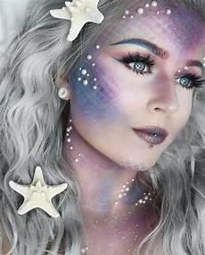 The Sea Creative Makeup Makeup Mermaid