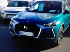 vente d une voiture d occasion ds3 crossback essence bo 238 te