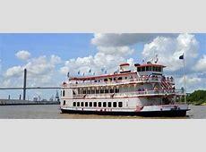 20 best Savannah, GA Paddlewheel Riverboat Dinner Cruise