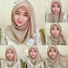 Jilbab Segi Empat Hijaberduit