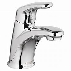 colony pro single handle bathroom faucet american standard