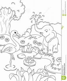 coloring pages of nature and animals 16380 nature drawing at getdrawings free