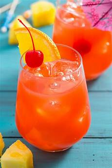 simple rum mixed drinks