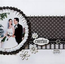 cherish scrapbook com use this idea for tessa and kyle black and white scrapbooking