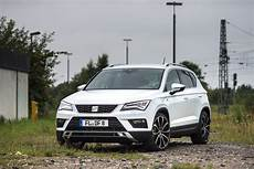 Seat Ateca Suv Graduates From The Dfa Tuning School