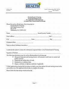 licensure application and instruction for clinical nurse
