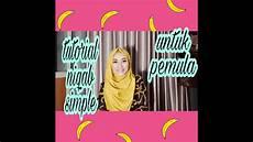 Tutorial Niqab Simple Untuk Pemula 2style Pashmina