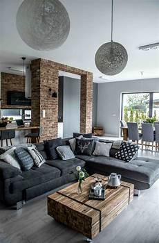 nordic gray modern home interior design in 2019 modern