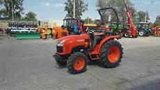 kubota l1361 tractor presentation and review презентация