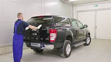 Hardtop Installation Ford Ranger Dc Rh04 Version 2