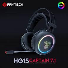 Fantech Hg15 Light Surround Sound by Headsets Fantech Hg15 Rgb Light Usb 7 1 Surround