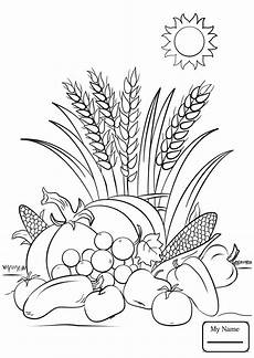 Gratis Malvorlagen Herbst Autumn Drawing At Getdrawings Free