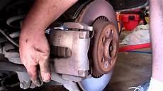 2004 volvo xc90 rear brake repair part 1 of 5