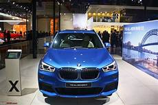 next bmw x1 launched auto expo 2016 team bhp