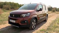 new 2018 peugeot rifter gt line detailed walkaround