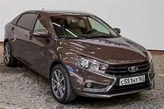 Lada Vesta Signature Is The Poor S Corporate Limo