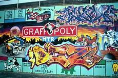 Graffiti Graffiti Of Fame New York Les