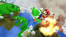 mario galaxy 2 review wizard