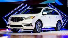 acura mdx cool cars from the new york auto show cnnmoney