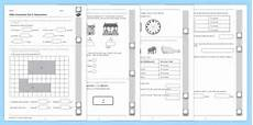 measurement worksheets year 4 1648 year 4 maths assessment measurement term 1 made