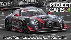 Mercedes Amg Gt3 - project cars new mercedes amg gt3 oulton park