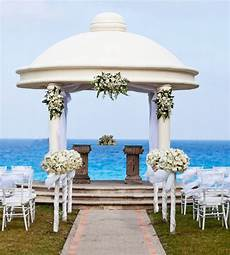 cancun stylish beach weddings archives weddings romantique
