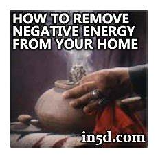 the informing observer how to remove negative energy in