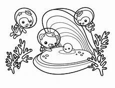 dibujos y plantillas para imprimir octonautas