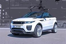 range rover evo range rover evoque with anniversary evo wheels hamann