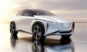 Nissan Debuts IMx Electric SUV Concept With 373 Mile