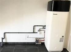 installation chauffe eau thermodynamique installation d un chauffe eau thermodynamique daikin