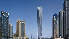 best towers in dubai marina dubai s twisting cayan tower named among world s best new