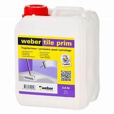 Primer Pour Carrelage Weber 2 5 L Colle Carrelage