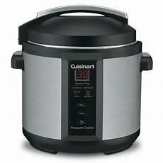 cuisinart cpc 600 1000w 6qt pressure cooker brushed