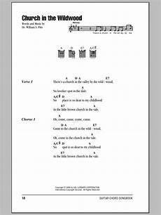 church in the wildwood by dr william s pitts guitar chords lyrics guitar instructor