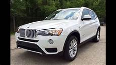 2015 bmw x3 sdrive28i exhaust start up and in depth