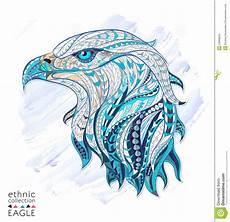 t 234 te model 233 e d aigle illustration de vecteur illustration