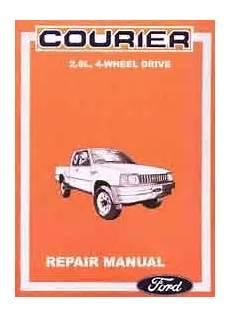 free online car repair manuals download 1985 ford bronco user handbook ford courier 4x4 1987 on repair manual ford australia