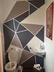 Peinture Murale Triangles G 233 Om 233 Trique Room Wall