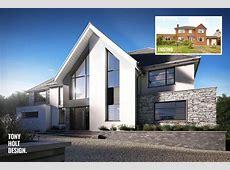 Tony Holt Design : Self Build Design for Contemporary